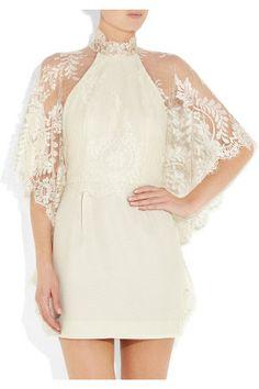 Mademoiselle dress in ivory
