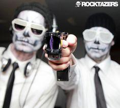 The RockTAzers...