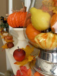Fall Decorating ideas at www.houseofhepworths.com!!
