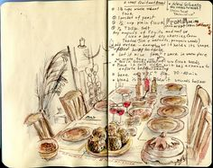 Bread recipe. (by Nik Ira)...recipe