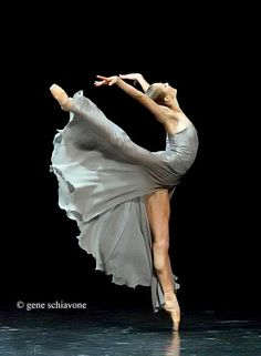 Yekaterina Shipulina of Bolshoi Ballet. Photo © Gene Schiavone.