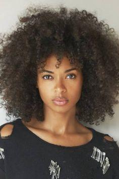 Beautiful Natural Hair!