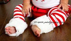 baby leg warmers !
