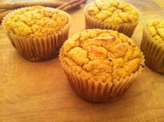 low carb pumpkin muffins and they are made with almond flour so they are gluten free!