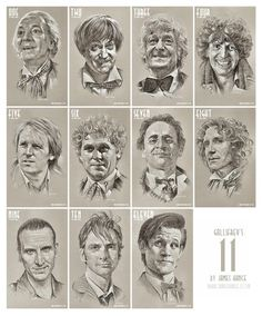 ✭ The Doctors by James Hance