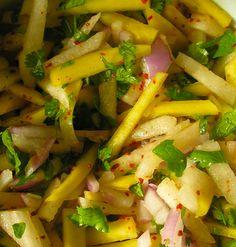 Asian pear slaw recipe on Food52.com
