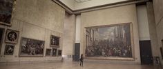 The Louvre solo