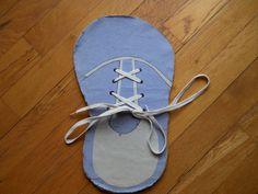 Shoe Tying Practice