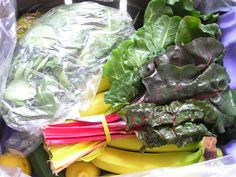 How to buy *all* your produce (even bananas and mangos) and food without going to a grocery store - A Life Unprocessed
