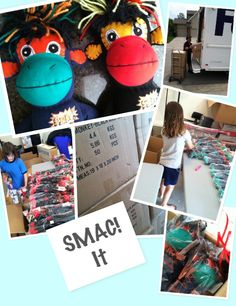Every single SMAC! monkey has been counted. All 1,000! They are ready to help those with #cancer SMAC! it. #SMACancer. Can order at www.smacmonkey.com.