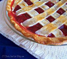 O Taste and See | Cherry Pie | http://otasteandseeblog.com