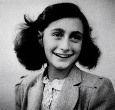 Anne Frank - um exemplo de vida!