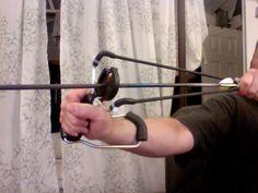 DIY Slingshot Bow
