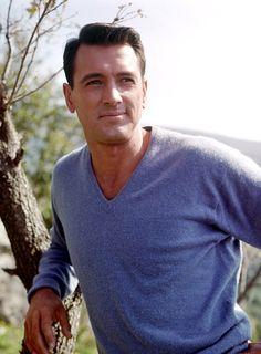 Rock Hudson (November 17, 1925 – October 2, 1985)