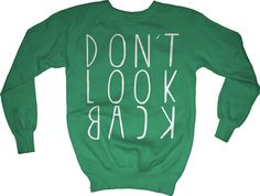 hey WithoutExcuses new EP is called dont look back... i want this now.