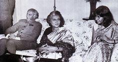 Z A Bhutto, Indira Gandhi and Benazir Bhutto