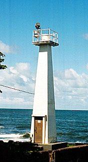 Coconut Point Light, Big Island, Hawaii