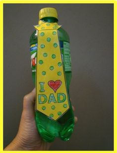 Easy DIY for kids / Father's Day