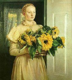 Danish painter Michael Ancher 1893