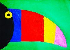 Jungle Toucan Craft