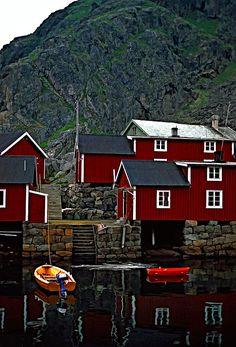 Norway' - Lofoten Islands