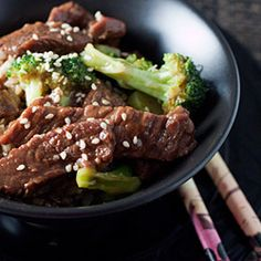 Pressure Cooker Beef and Broccoli