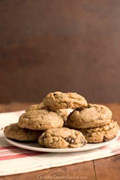 Dark Chocolate Orange Cookies