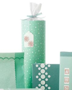 20 really cute wrapping idea...great blog!