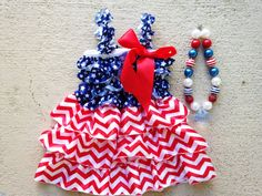 4th of july toddler outfits