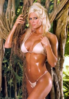 Torrie Wilson - WWE Diva, Fitness Competitor and Fitness Model