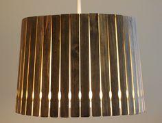 Stir Stick Pendant Lamp