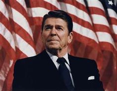 Ronald Regan.