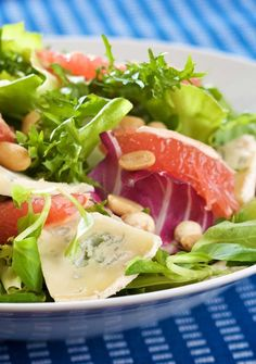 Žena | Recepti | Kuhinja | Salata sa plavim sirom i cveklom
