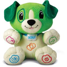 For my grandson.   LeapFrog My Pal Scout