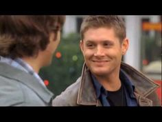 An entire video of aired episode vs. gag reel. omg love