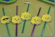 More simple but fun Lego party game ideas