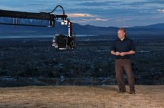 "A knock comes on the door. When you open it a man stands there flanked by television cameras.    ""Do you want to be on television?"" asks a medium sized man with a honest, open face. His name is Todd Hansen, and this is what he does.    As the host of BYUTV's ""The Story Trek,"" Hansen believes everyone has a story and his job is to go out and find them."
