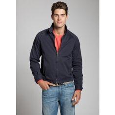 Wilcox Jacket - Navy