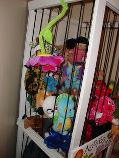 Homemade zoo for the stuffed animals ... my lil dude needs one of these! Anim Zoo, Animals, Girl, Craft Idea, Cheerio, Diy Craft, Diy Project, Zoos, Kid