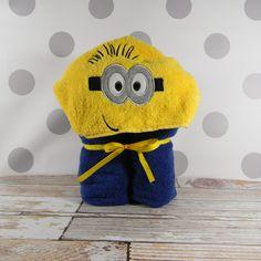 Two-eyed minion hood