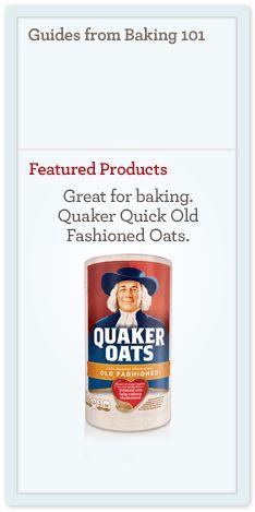 Baked Autumn Apple Oatmeal with Raisins - Recipe | Quakeroats.com