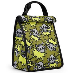 Back to School: Lunch Bags & Boxes, Skeleton Army by BuiltNY