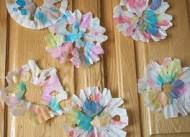 snowflake crafts for toddlers - Google Search