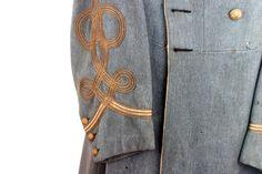 Civil War Confederate Generals Coat of General John McCausland