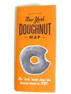 The New York Doughnut Map - All You Can Eat Press
