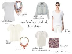 Wardrobe Essential | White T #2 | My Lisbon Lifestyle