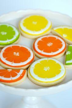 lemon cookie recipe & tutorial