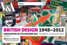 British Design exhibition June 18 2012