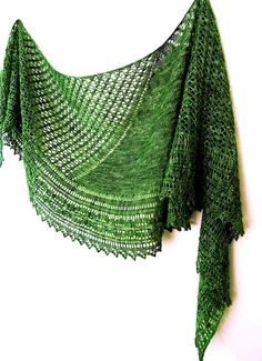 Ravelry: Catoctin Shawl pattern by Dee O'Keefe