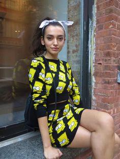 facehunter  NEW YORK - fashion week ss 13, day 7, 09/12/12